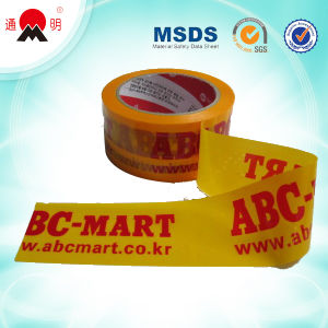 BOPP Adhesive Printed Tape Logo Packing Tape pictures & photos