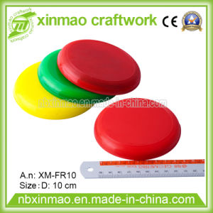 Mini 10cm Plastic Frisbee for Toys. pictures & photos