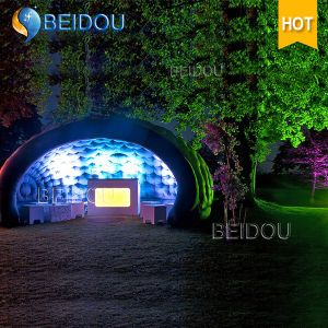 Marquee Event Dome Tents Wedding Party Camping Trailer Tent