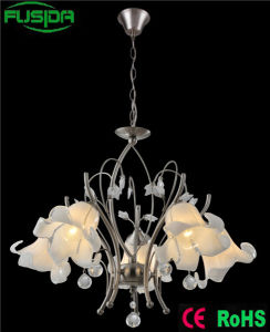 Classic Home Decoration Flower Shape Chandelier Lighting pictures & photos