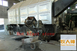 Hot Blast Stove in Poultry House From Super Herdsman pictures & photos