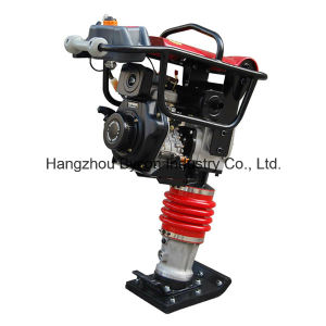 TRBC-80 handheld tamping rammer with Robin EH12 high quality cylinder for tamping machine pictures & photos