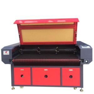 High Speed Laser Engraver Cutting Machine for Fabric/Leather pictures & photos