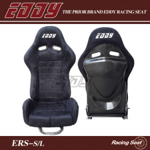 Auto Racing Seat Bride Lowmax Sport Style Adjustable Car Seat with Carbon Fiber Back (SPS)