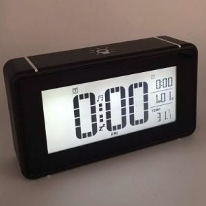 Desk Alarm Clock with Backlight (CL213) pictures & photos