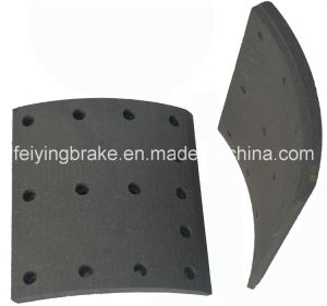 European Truck Brake Lining (WVA: 19939 BFMC VL/88/1) with Asbestos and Asbestos Free pictures & photos