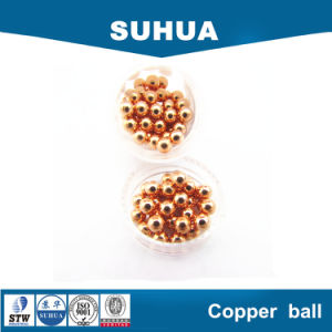 3.175mm Solid Brass Ball High Quality pictures & photos