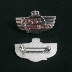 Wholesale High Quality Custom Pin Badge, Metal Badge pictures & photos
