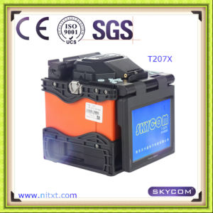 Patented Fusion Splicer (Skycom T-207X) pictures & photos