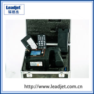 Leadjet Handheld Inkjet Package Printer pictures & photos