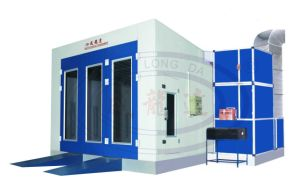 Car Sand Blasting Booth Wld8200 (CE) pictures & photos