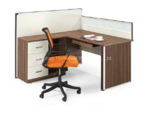 Partition Office Furniture Staff Desk Partition System Office Partition (HF-CB001) pictures & photos