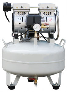 25L Oil Free Silence Dental Air Compressor pictures & photos