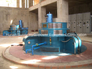 Vertical Propeller Hydro (Water) Turbine-Generator Medium Output 1000~6300kw/Hydropower/ Hydroturbine pictures & photos