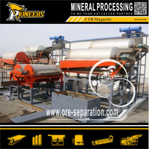Mineral Processing Magnetic Concentration Machine for Feldspar Beneficiation pictures & photos