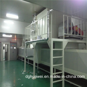 Powder Coating Machine for Laptop Shell