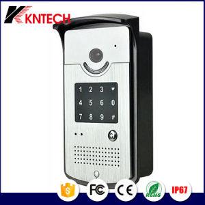 Video Door Phone with Camera Factory Security Door Phone Knzd-42 pictures & photos