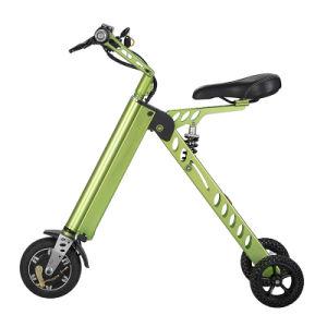 Wholesale Super Light Alloy 3 Wheels Electric Folding Bike pictures & photos