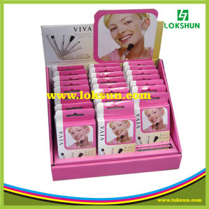 Cardboard Display Boxes/ Corrugated PDQ Displays/ Folding Cardboard Displays pictures & photos