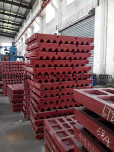 Jaw Crusher Spare Parts Jaw Plate with High Quality pictures & photos