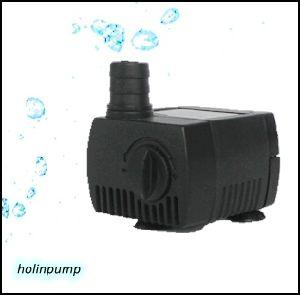 DC Mini Submersible Fountain Pump (Hl-180DC-1) 12V DC Pump Motor pictures & photos