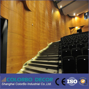 Hot Sale High Quality Grooved Wooden Acoustic Panels pictures & photos