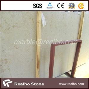 Jura Beige Limestone Polished Marble for Floor & Wall Tile