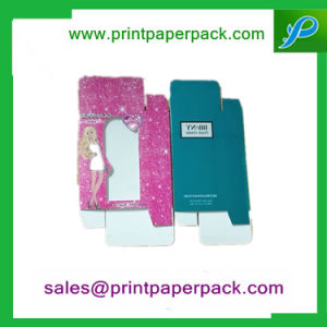 Custom Handmade Fashion Folding Paper Packaging Cosmetic Box pictures & photos