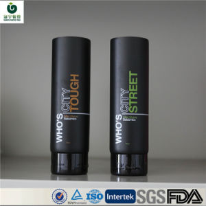 Black Cosmetic Packaging 75ml PE Tube pictures & photos