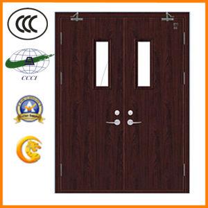 Interior Door Wooden Fireproof Door with High Quality