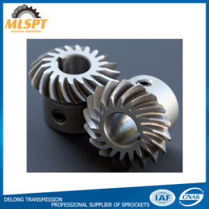 Industrial Steel Small Bevel Gears pictures & photos