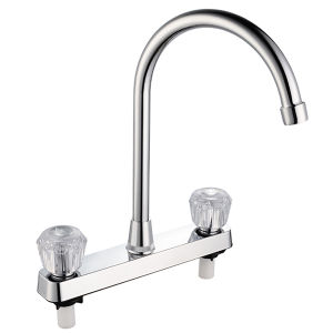 Chromed ABS Plastic Faucet (JY-1030) pictures & photos