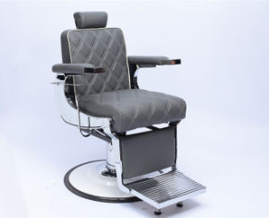 Heavy Duty Top-Grade Salon Furniture Barber Chair for Sale pictures & photos
