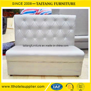 Durable Factory Commercial Wooden Restaurant Booth Sofa pictures & photos