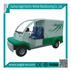 Electric Garbage Truck, Battery Powered, Eg6022X, 1.0ton, CE Certificate pictures & photos