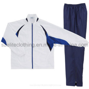 Custom Design Polyester Jogging Suit for Men (ELTTSJ-36) pictures & photos