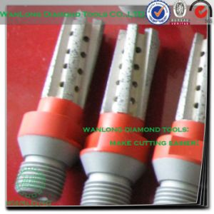 Diamond Sinter Finger Bit for Stone Processing, Stone Milling and Drilling Tools pictures & photos