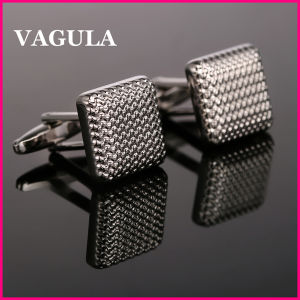 VAGULA Quality Silver Metal Cufflinks (HL10170) pictures & photos