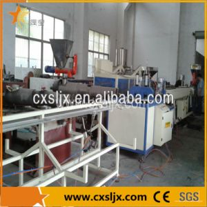 16-50mm PVC Double Tube Production Line Ce Certificated pictures & photos