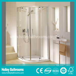 Hot Selling Arc Shower Enclosure with Sliding Door (SE307N) pictures & photos