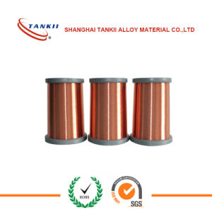 CuNi2 Alloy / Low Temperature Heating Copper nickel Wire pictures & photos