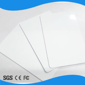 13.56MHz Rewritable RFID Smart Card with F08 Chips pictures & photos