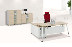 Wholesale Furniture High Quality Office Desks Wooden Office Table Design (SZ-ODB304) pictures & photos