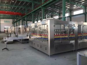 Bottle Water Filling Machine Washing, Filling and Capping pictures & photos
