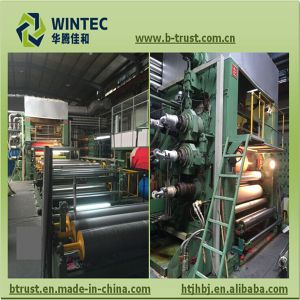 Leather Making Machinery of Plastic Machinery with 4 Roll Calender pictures & photos