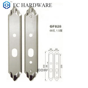 Stainless Steel Stamping Front Door Lock (GF828) pictures & photos