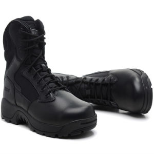 Top Quality Unisex Military Boots Police Tactical Boots (1865)