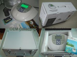 Detox Ion Cleanse Massager Foot SPA (SY-F018) pictures & photos