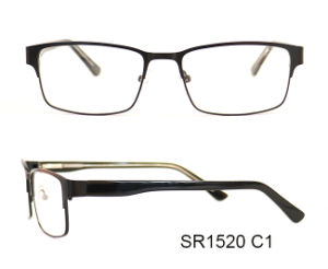 Fashion Simple Classic Design Metal Optical Frames Eyewear pictures & photos