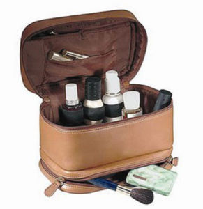 Wholesale PU Vanity Case Toilet. Cosmetic Bag pictures & photos